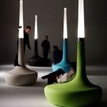 Ross Lovegrove _ BD LOVE LAMP