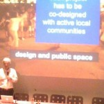 Ezio Manzini about Design and the social construction of public space.
